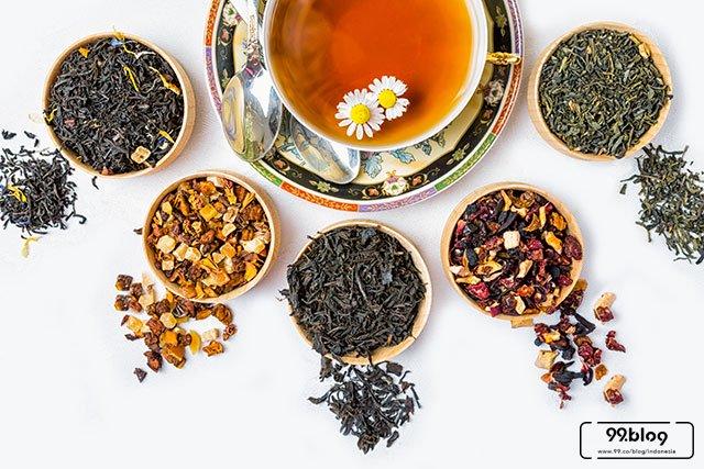 jenis jenis teh