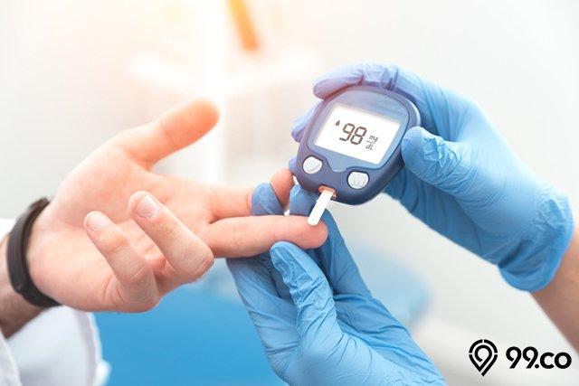 tes penyakit diabetes