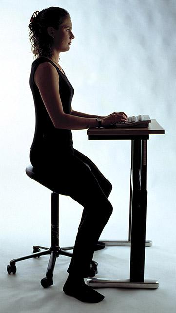 posisi duduk