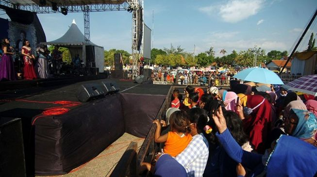 Gelar Konser Dangdut di Pesta Pernikahan, Wakil Ketua DPRD Tegal Ditegur