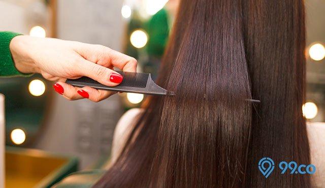 10 Cara Meluruskan Rambut Dengan Cepat Dan Alami Lurus Lebih Lama Radio Suara Salatiga