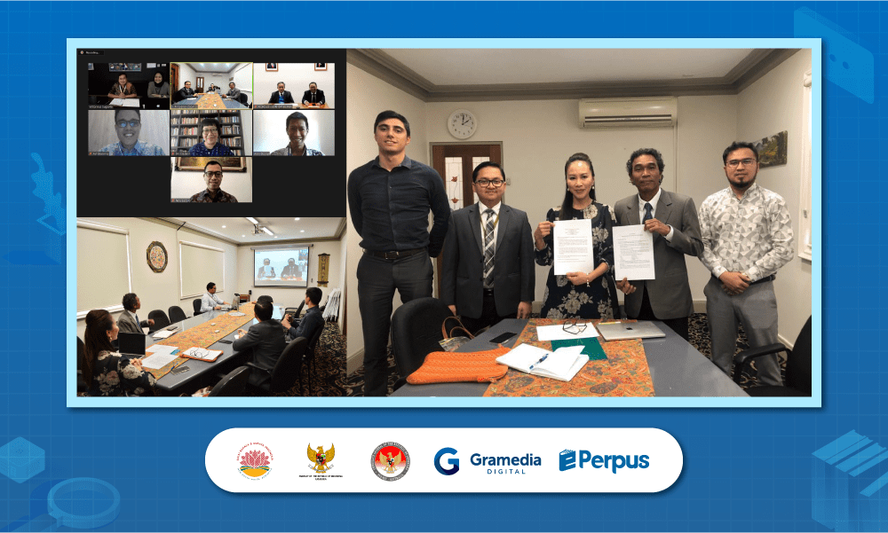 KBRI Canberra dan Gramedia Perkuat Pembelajaran Bahasa Indonesia di Australia