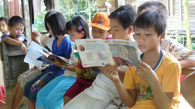 Manfaat Besar Baca Buku Bagi Anak-Anak Penerus Bangsa