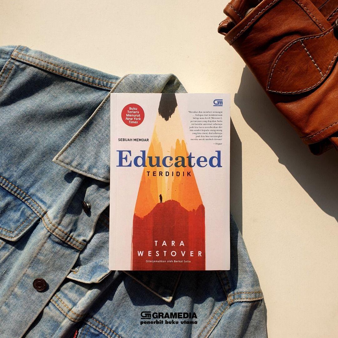Semangat Memperjuangkan Kehidupan yang Lebih Baik Lewat Buku Terdidik