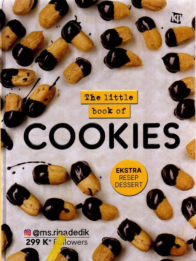 Buku Resep Kue Kering yang Buat Lebaranmu di Rumah Makin Lezat!